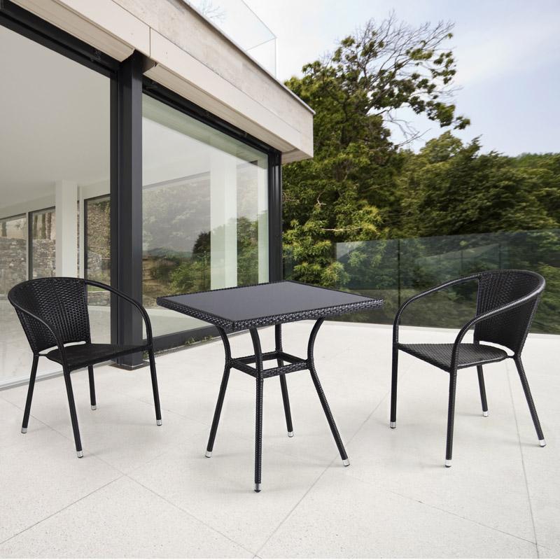 Комплект мебели из искусственного ротанга bari-2 - цена, куп.